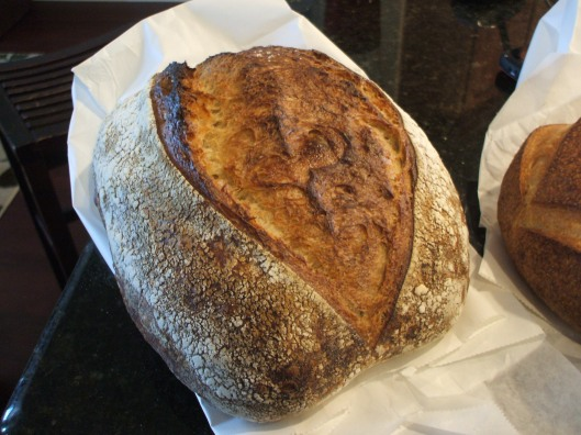 Village Baking Co.pain au levain